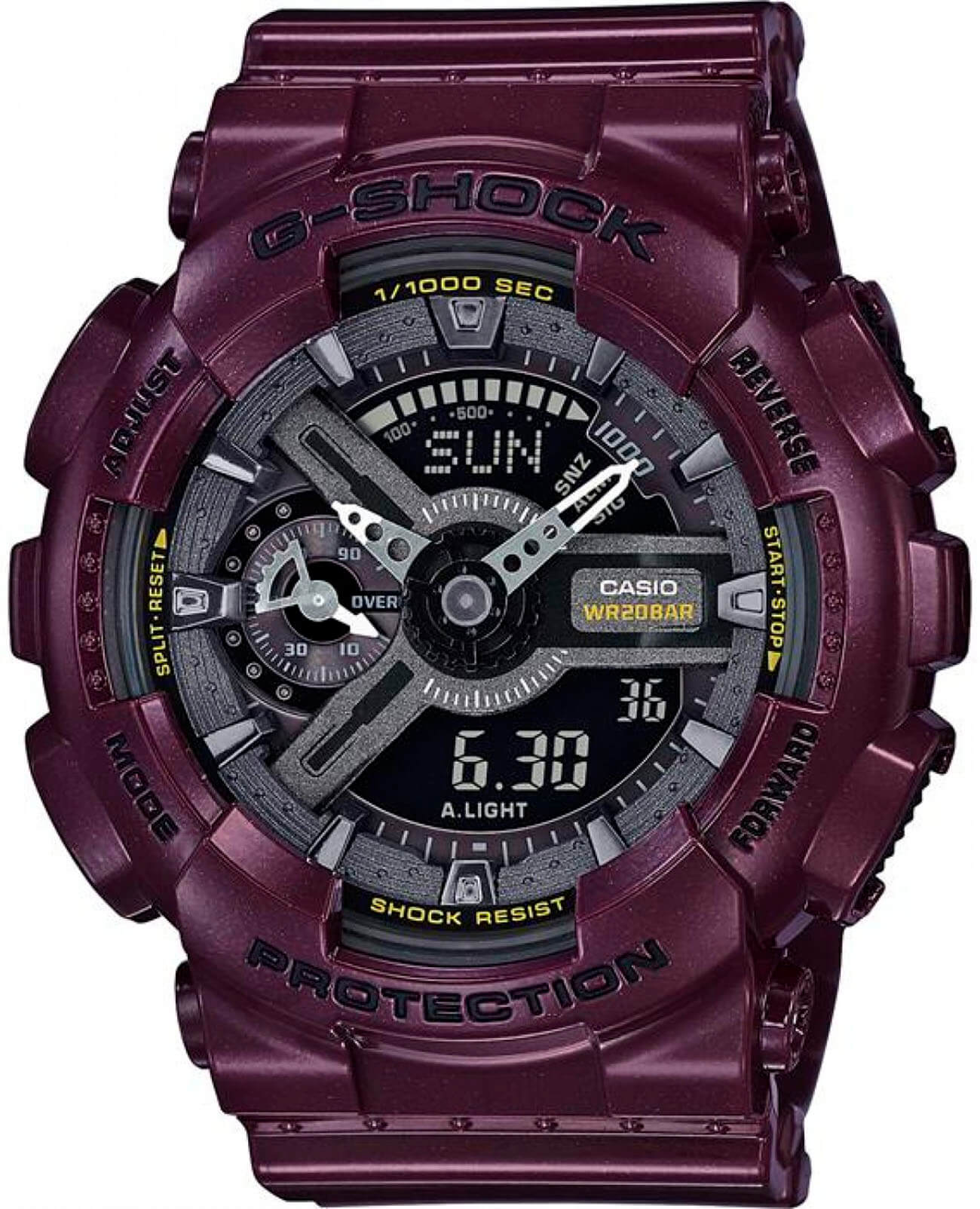 Часы Casio G-Shock GMA-S110MC-6AER